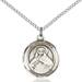 St. Olivia Necklace Sterling Silver