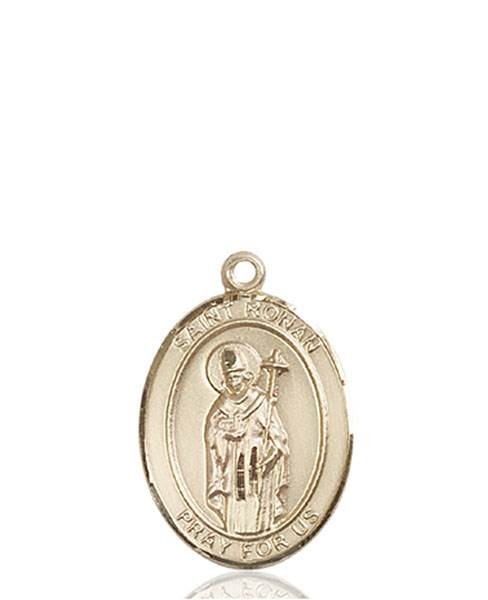 St. Ronan Necklace Solid Gold