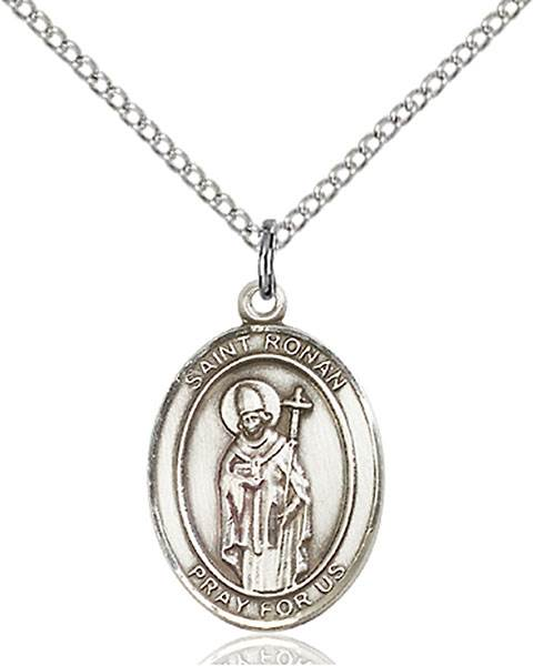 St. Ronan Necklace Sterling Silver
