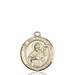 St. Malachy Omore Necklace Solid Gold