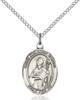 St. Malachy Omore Necklace Sterling Silver