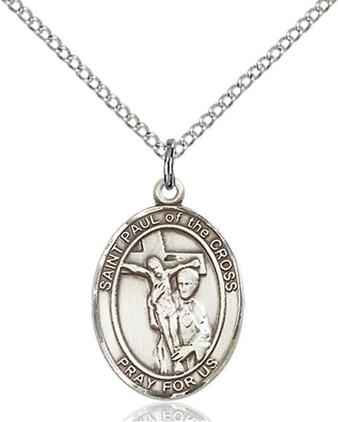 St. Paul  Necklace Sterling Silver