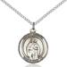 St. Odilia Necklace Sterling Silver