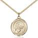 St. Gianna Necklace Sterling Silver