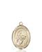 St. Gianna Necklace Solid Gold