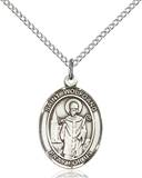 St. Wolfgang Necklace Sterling Silver