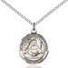 St. Edburga of Winchester Necklace Sterling Silver