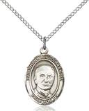 St. Hannibal Necklace Sterling Silver