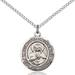 Coazon Inmaculado De Maria Necklace Sterling Silver