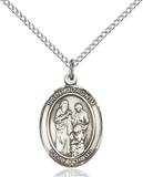St. Joachim Necklace Sterling Silver