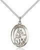 St. Giles Necklace Sterling Silver