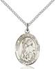 St. Adrian Necklace Sterling Silver