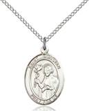 St. Dunstan Necklace Sterling Silver