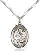 St. Paula Necklace Sterling Silver