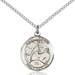 St. Edwin Necklace Sterling Silver