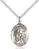 St. Polycarp of Smyrna Necklace Sterling Silver