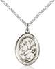 St. Fina Necklace Sterling Silver