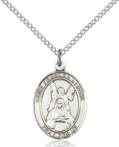 St. Frances Necklace Sterling Silver