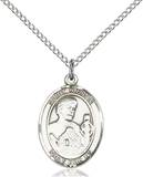 St. Kieran Necklace Sterling Silver
