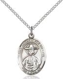 St. Andrew Kim Taegon Necklace Sterling Silver