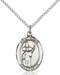 St. Aidan Necklace Sterling Silver