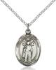 St. Ivo Necklace Sterling Silver