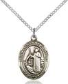 St. Raymond of Penafort Patron Saint Necklace