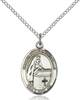 Emilee Doultremont Necklace Sterling Silver