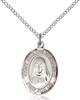 St. Pauline Necklace Sterling Silver