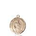 St. Nathanael Necklace Solid Gold
