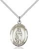 St. Nathanael Pendant St. Nathanael ,Cobblers and Nervous Diseases,Patron Saints,Patron Saints - N, sterling silver medals, gold filled medals, patron, saints, saint medal, saint pendant, saint necklace, 8398,7398,9398,7398SS,8398SS,9398SS,7398GF,8398GF,9398GF,