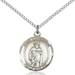 St. Nathanael Necklace Sterling Silver