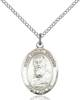 St. Daniel Necklace Sterling Silver