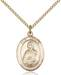 St. Gerald Necklace Sterling Silver