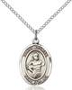 St. Dismas Necklace Sterling Silver