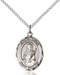 St. Lucy Necklace Sterling Silver