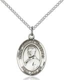 St. Andre Necklace Sterling Silver