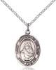 St. Jadwiga Necklace Sterling Silver