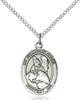 Guardian Angel Necklace Sterling Silver