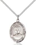 Jose Canchez Necklace Sterling Silver