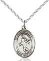 Guardian Angel/Track&Field Pendant