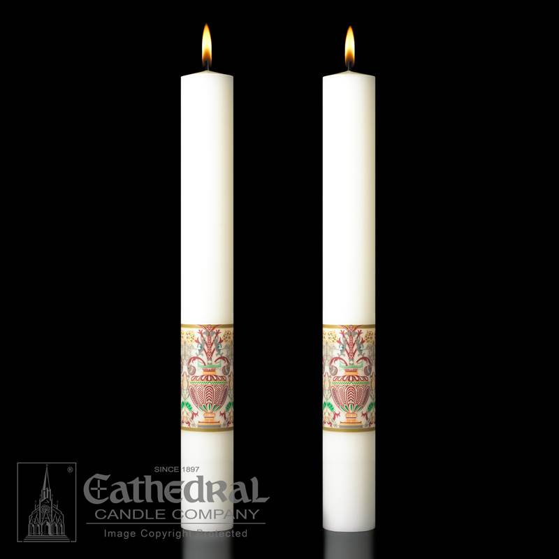 Investiture Complementing Altar Candles