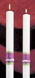Easter Glory Complementing Altar Candles