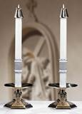 Way of the Cross Complementing Altar Candles