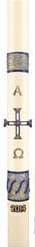 Sea of Galilee Paschal Candle Paschal Candle, Easter Candle, Paschal, Easter, Dadant, sea of galilee,Lent,Beeswax, candle, Beeswax candle, Easter Vigil,60522, 59522, 60822, 61022, 61122, 61222, 58422, 61322, 61422, 61522, 62322, 61622, 68022, 68122, DAD61122