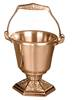242-29 Holy Water Pot and Sprinkler holy water, pot, sprinkler, church goods, church supplies, 242-29, high polish ,satin