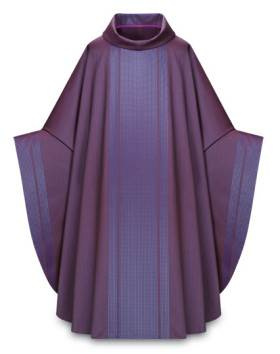5175 Chasuble in Agate Fabric - SL5175