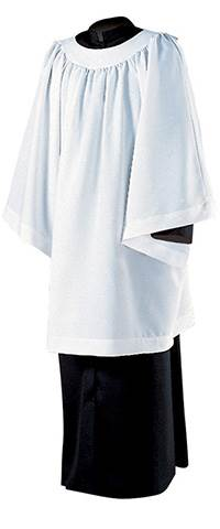 335 Abbey Brand Liturgical Surplice