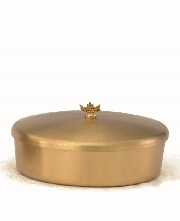 7100G Ciborium Bowl with Lid