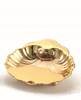 8232G Baptism Shell baptism shell, baptism item, holy water, gold plated , finger ring, 8232g